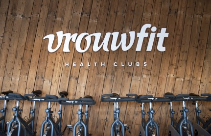 Vrouwfit health club