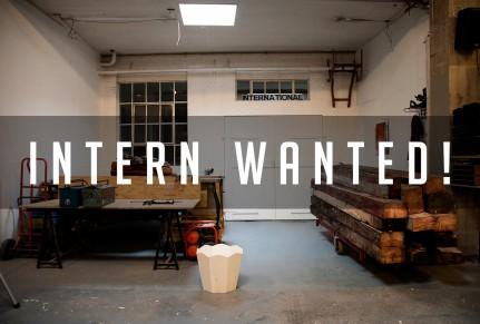 Internship vacancy