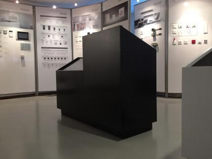 Brutalism desk