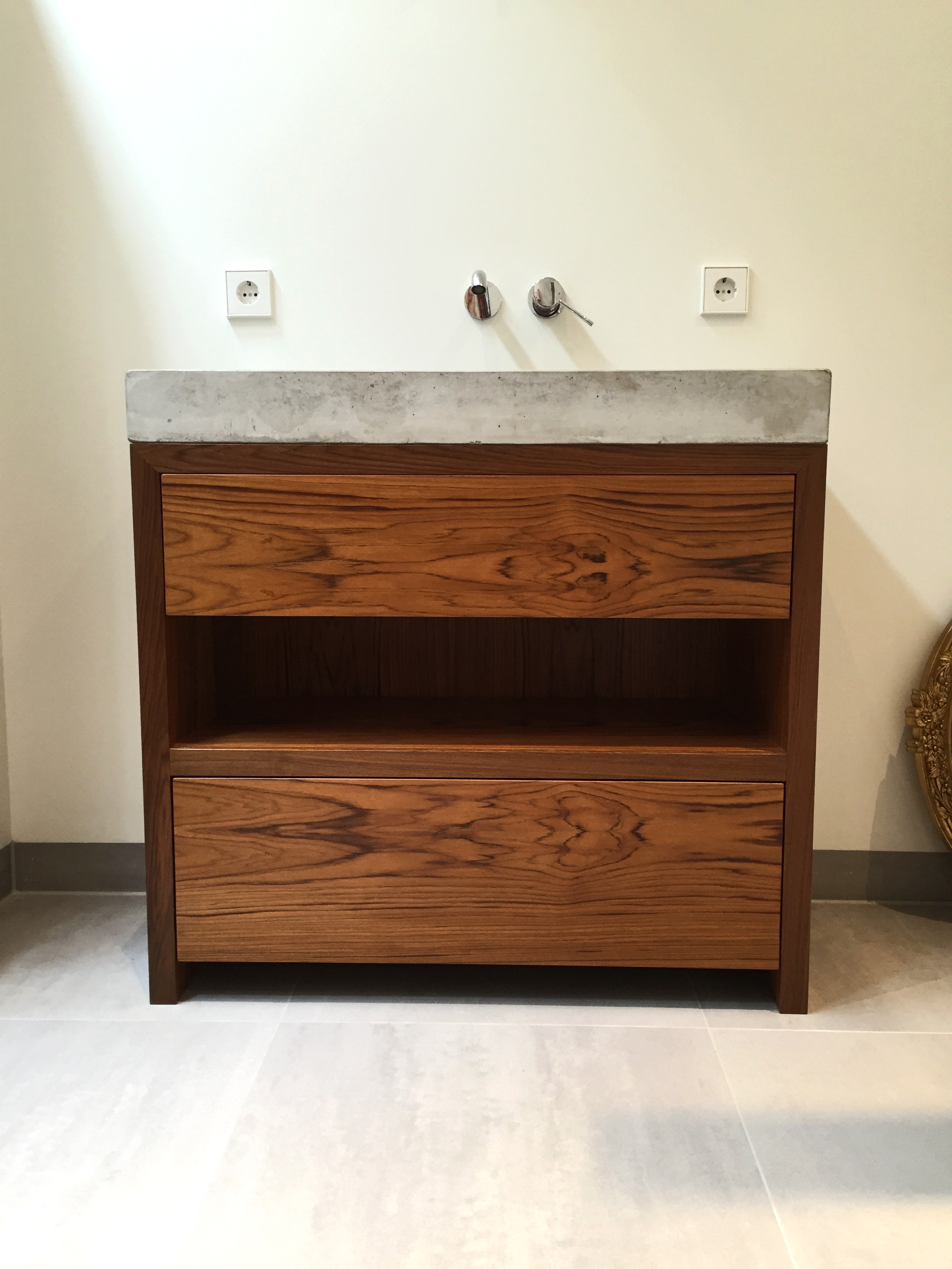 Beautiful Teak Cabinets